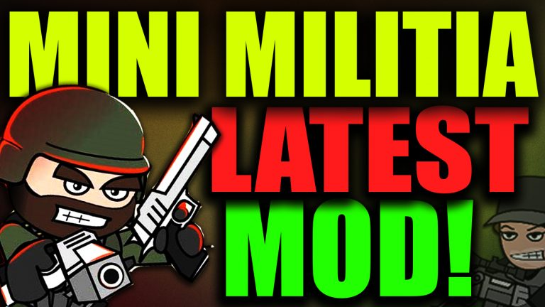 mini militia apk download hack