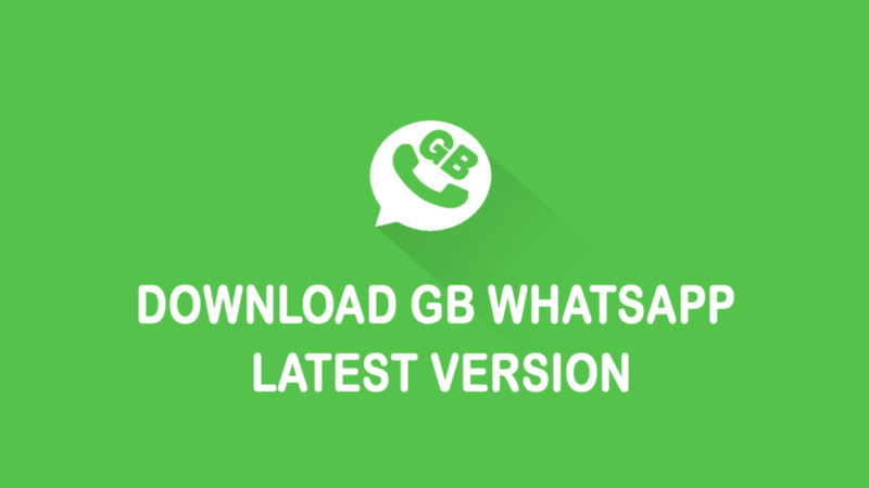 GB 6.40.1 WHATSAPP TÉLÉCHARGER VERSION