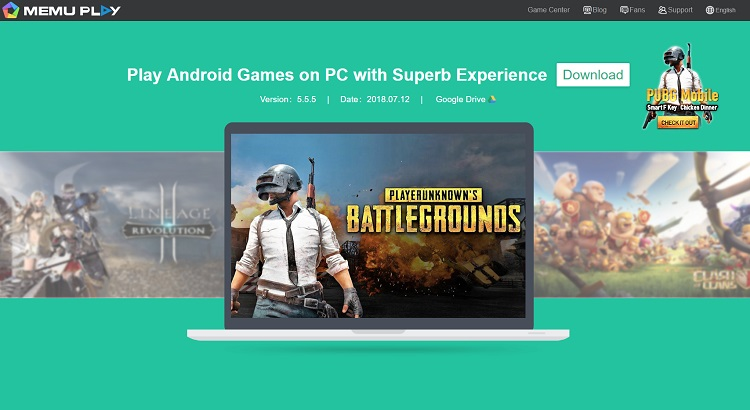 5 Best Emulators for PUBG Mobile - Play PUBG on PC for Free