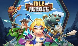 Idle Heroes Mod APK with Unlimited Gems for Android