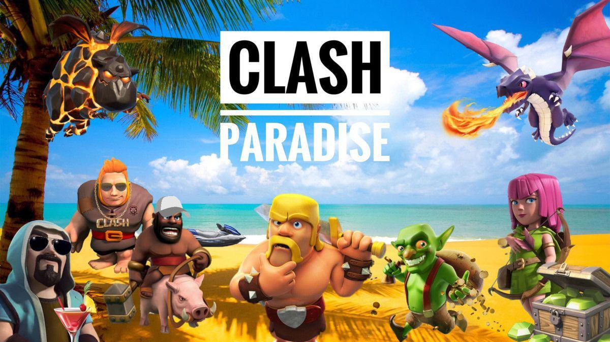 Clash of Paradise